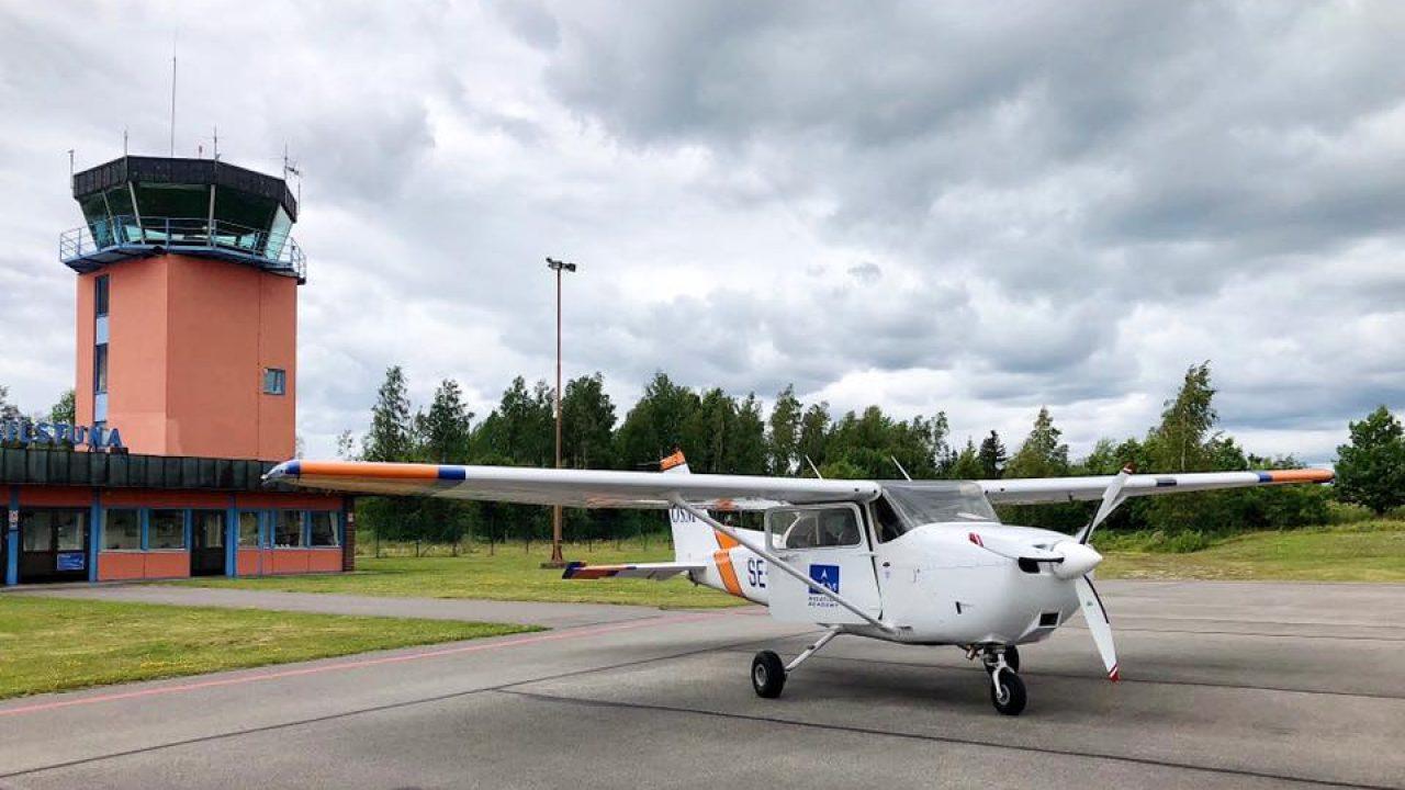 Foto vliegtuig OSMAA
